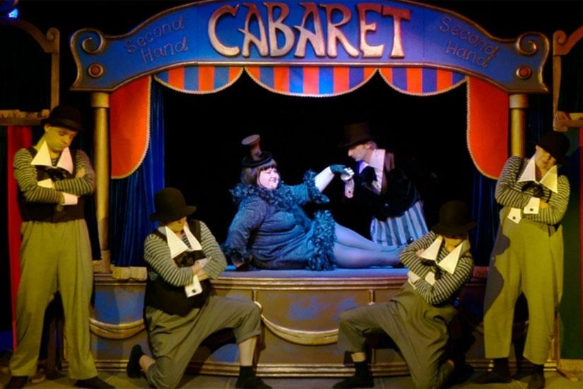 кукольное шоу для взрослых