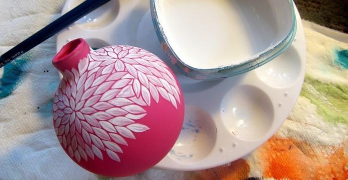 мк по росписи шаров