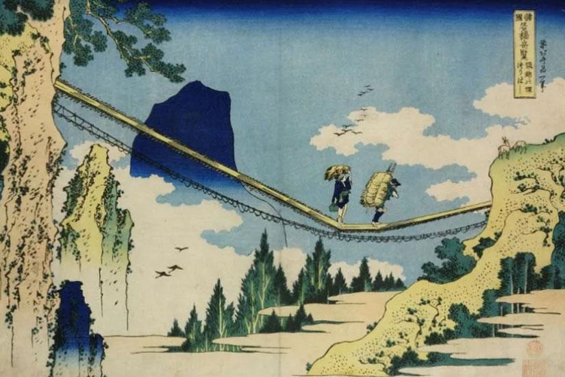 Выставка «Мост в Японию» посвящённая год Японии в России