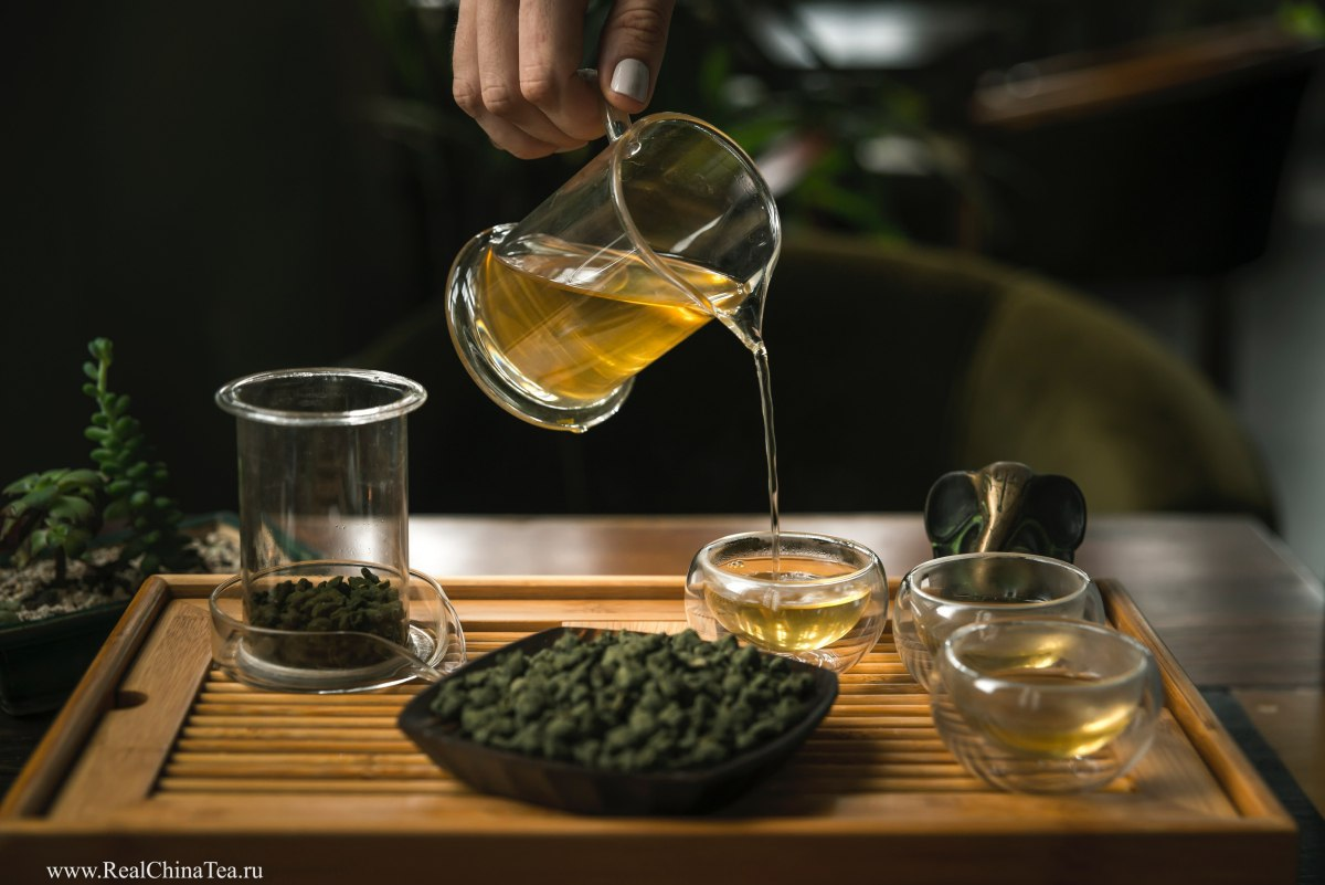 Чайная дегустация