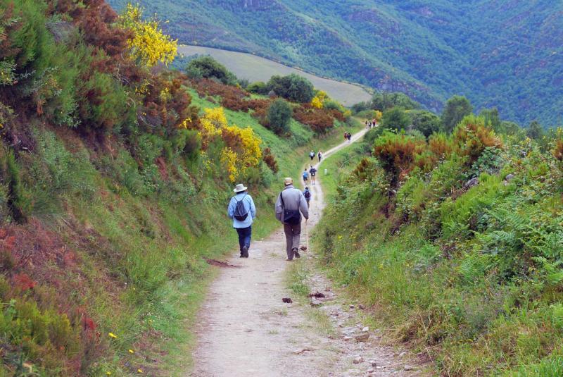 """Лекция """"Путь Сантьяго - путешествие, меняющее жизнь"""""""