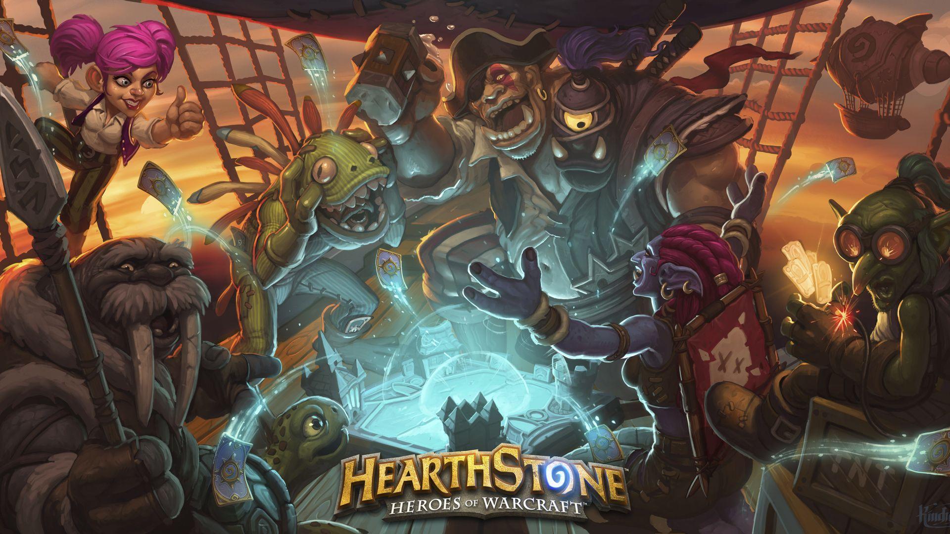"Турнир ""Hearthstone: Heroes of Warcraft"""