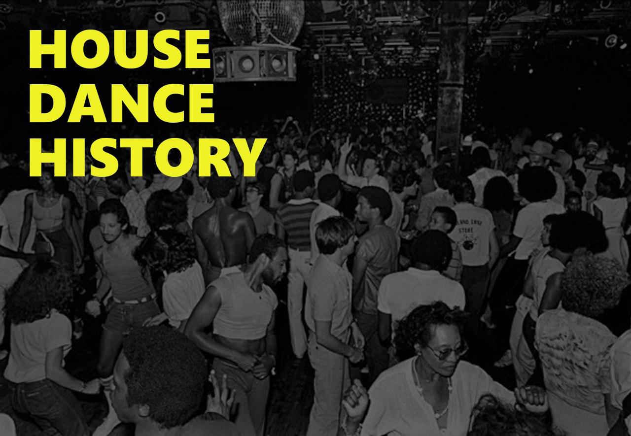 мастер-класс по House Dance