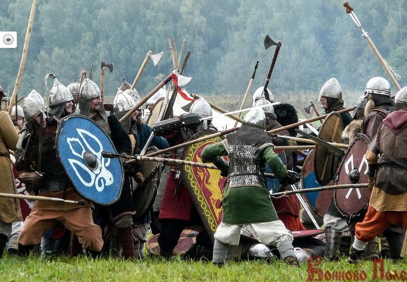 """Исторический фестиваль """"Воиново поле"""""""