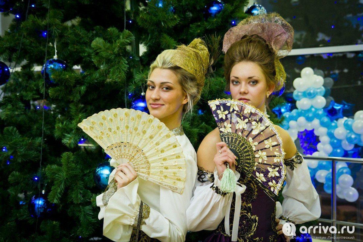вОбластном молодежном центре пройдет Новогодний Бал для всехлюбителей бальных танцев
