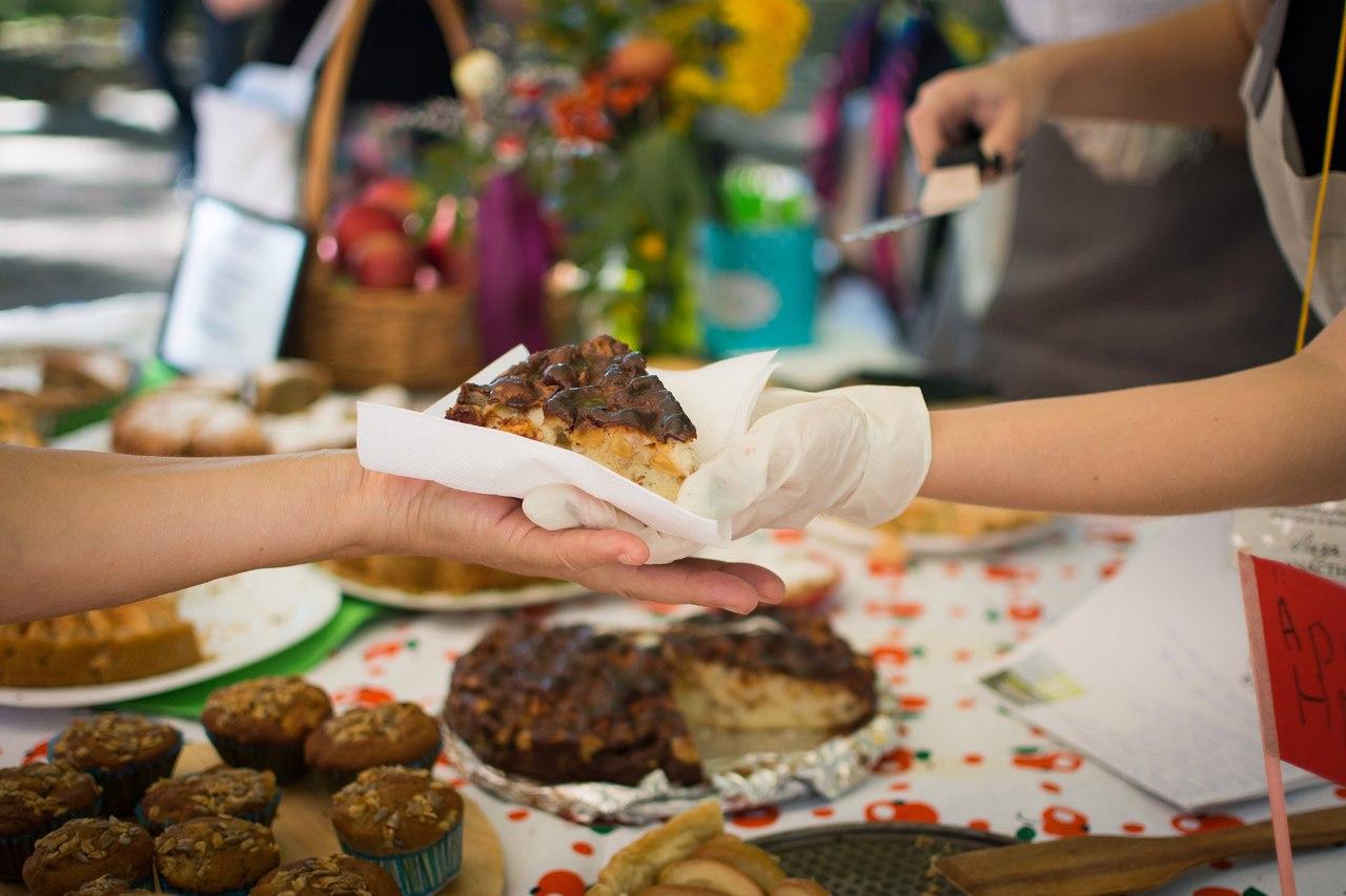 Благотворительный Фестиваль яблочных пирогов