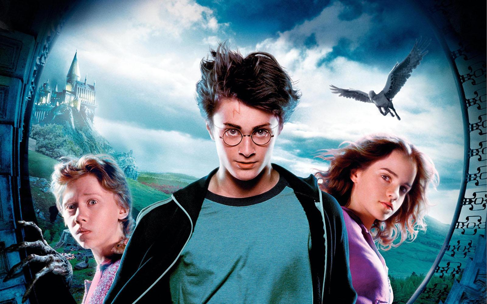 Ночь поклонников Гарри Поттера
