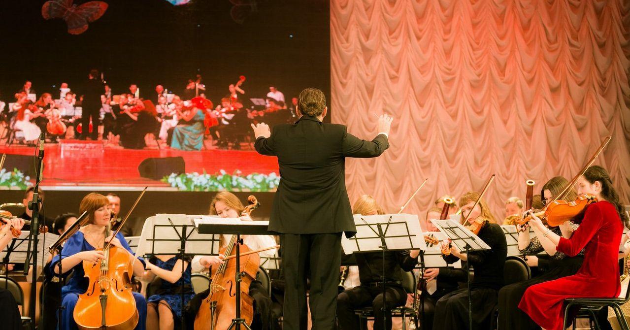 Танцевальные вечера с Губернским духовым оркестром
