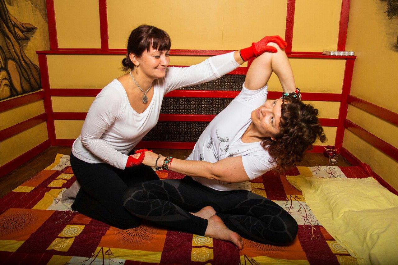 Тайский Йога-релакс массаж