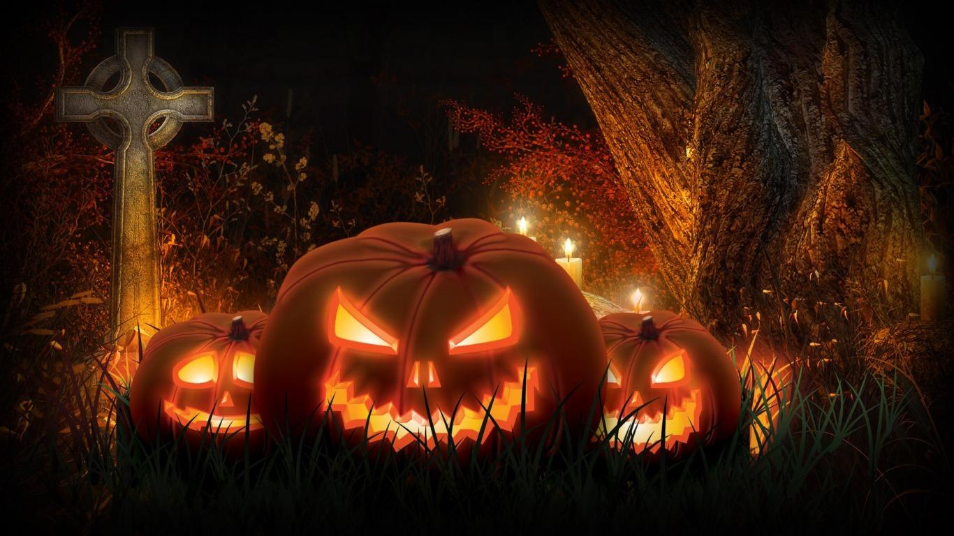 Хеллоуин в Акуле