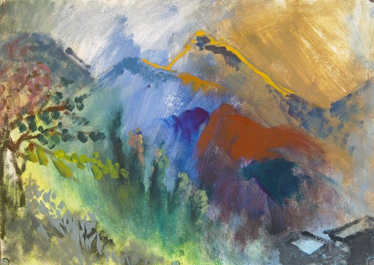 Выставка «Цвет и образ»