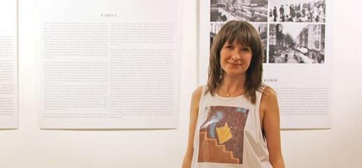 Встреча с художником Юлией Агеносовой