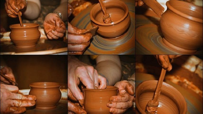 Мастер-классы по керамике