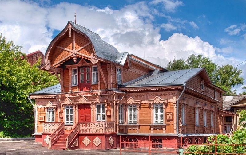 Дом мастеров