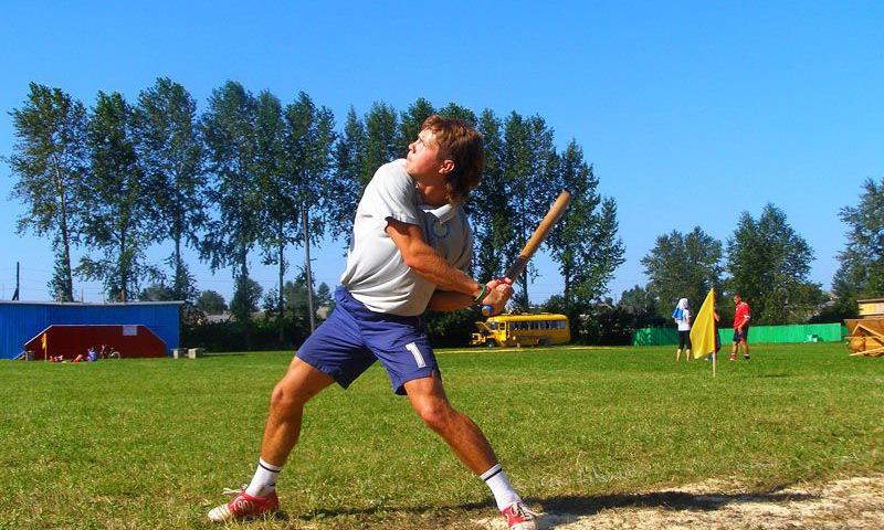 VI Всероссийских соревнованиях по традиционным для России видам спорта