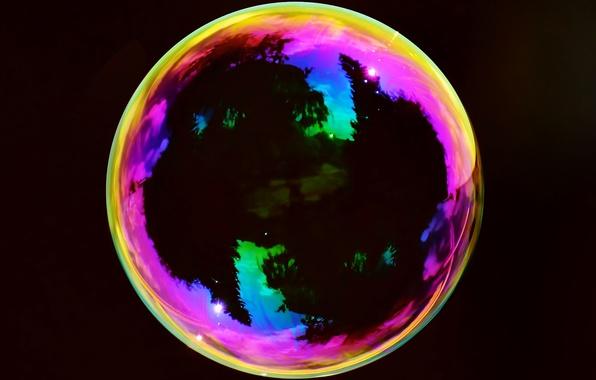 """Шоу """"В стране гигантских мыльных пузырей"""""""