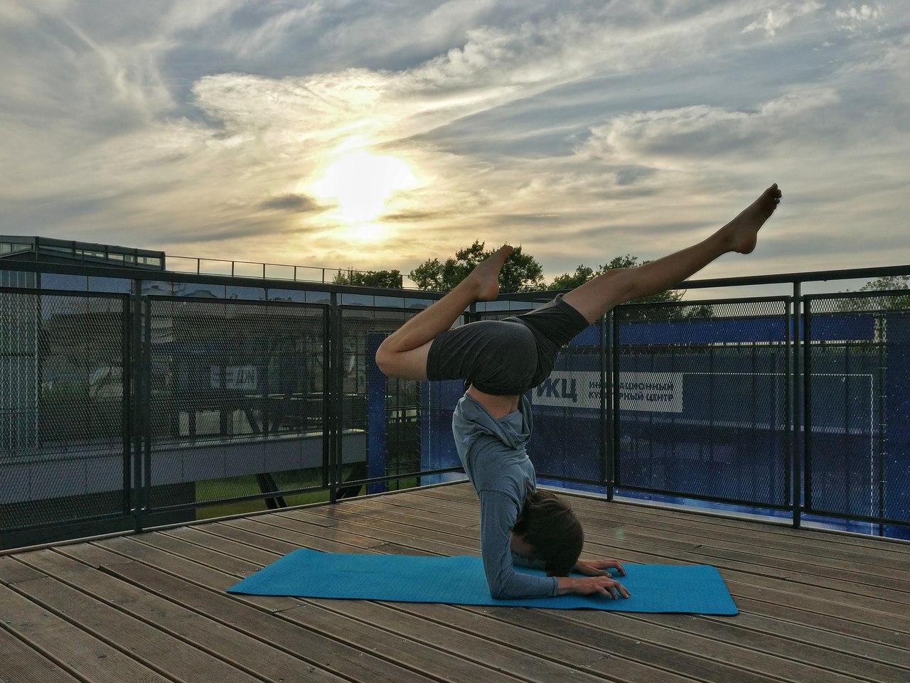 йога в икц