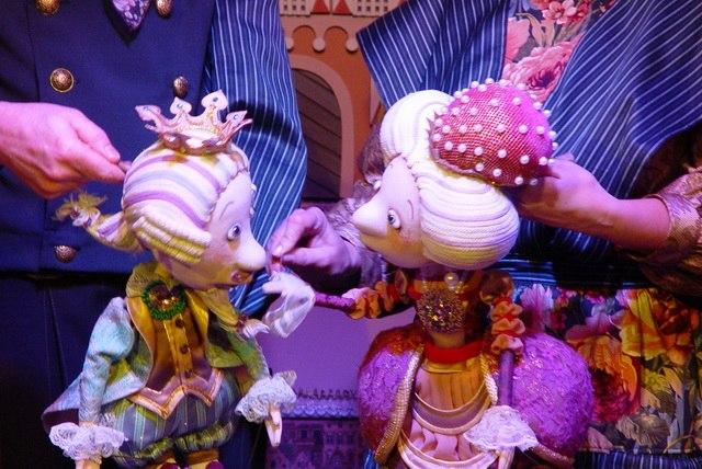 Калужский кукольный театр