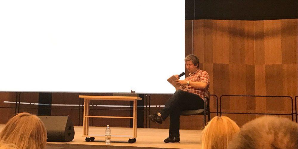 Рецензия на лекцию Антона Долина «Русские и мир. По итогам Международного Каннского кинофестиваля»