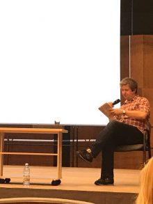 Рецензия на лекцию Антона Долина 30 июня в Калуге