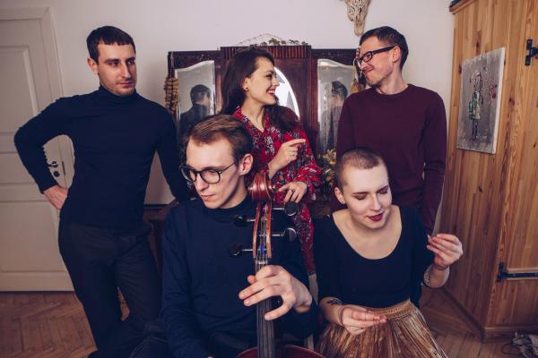Саша Виноградова и Сириус Оркестра