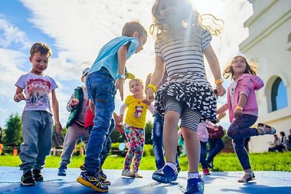 Фестиваль «Мир детства». Этномир