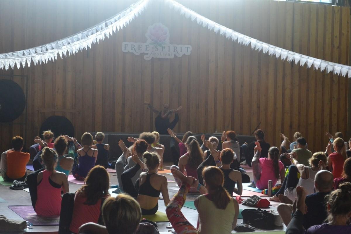 FREE SPIRIT YOGA FEST 2017