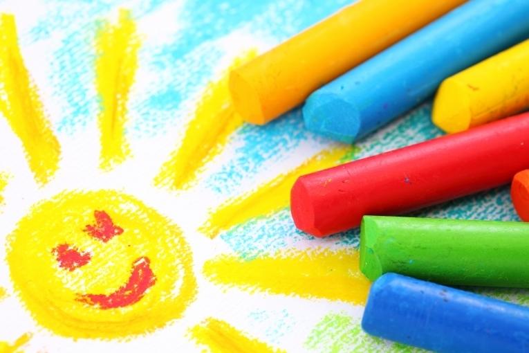 Наш мир веселый и цветной
