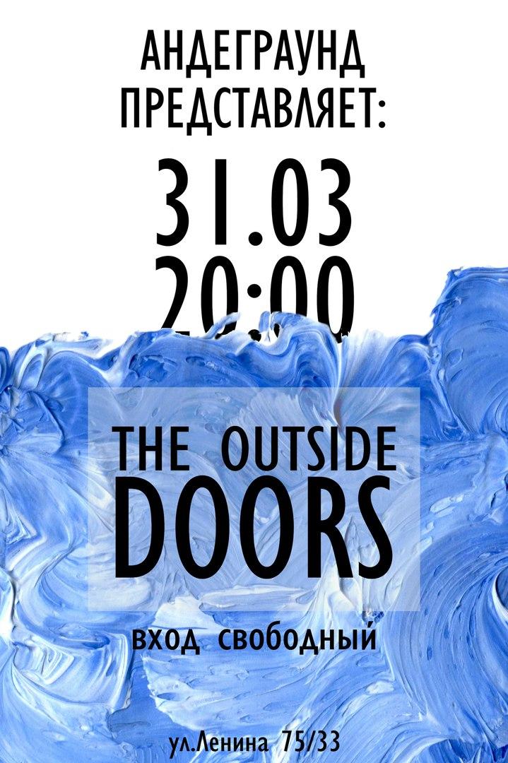 Группа THE OUTSIDE DOORS