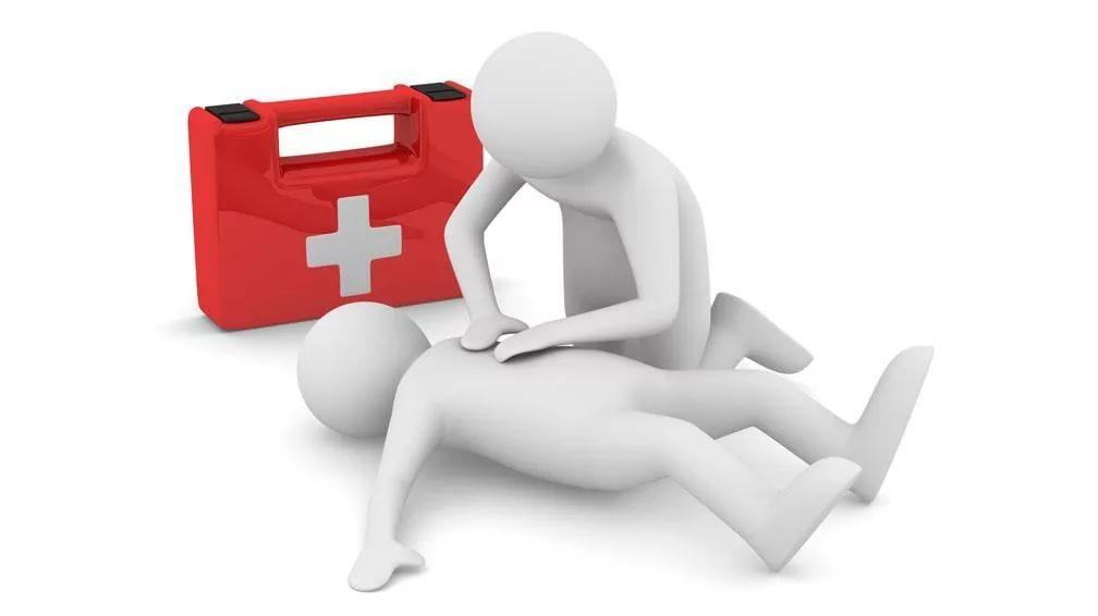 Открытый урок по оказанию первой помощи