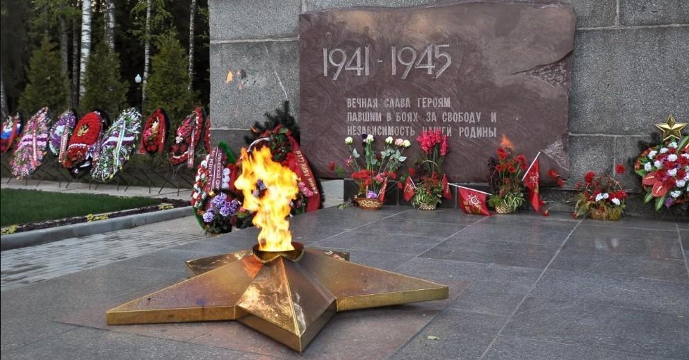 День неизвестного солдата в Калуге